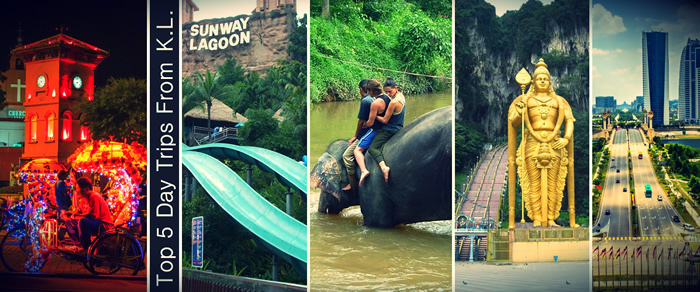 Best 5 Days Trips From KL