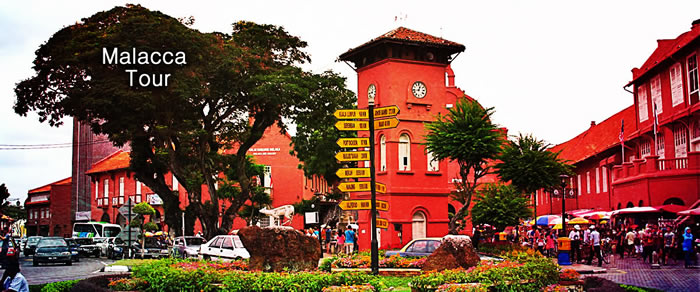 Malacca city see-sight