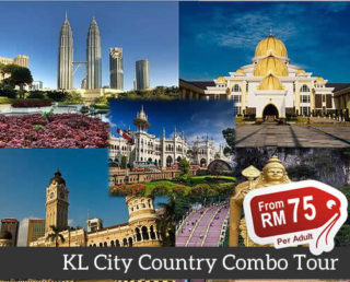 KL city combo tour